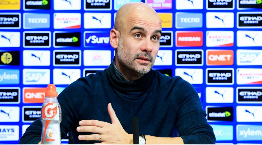 City deserve an apology - Guardiola