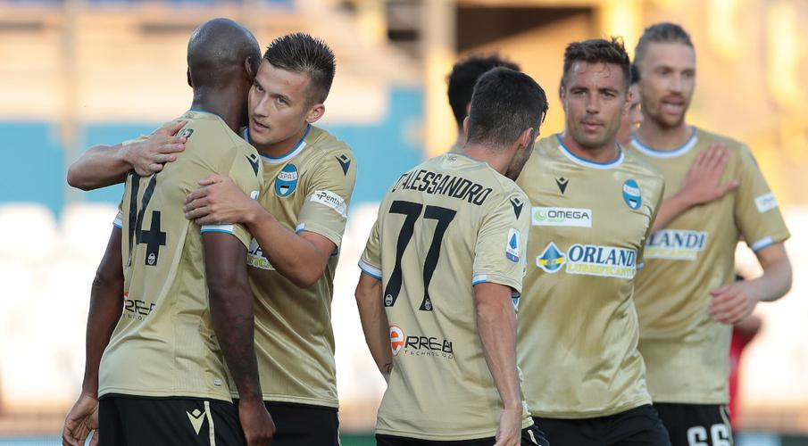 SPAL relegated while luck turns against hapless Lecce