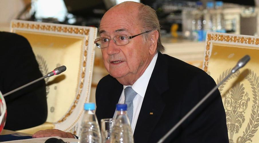 Blatter calls for Fifa boss Infantino to be suspended