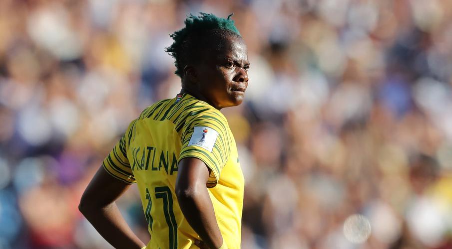 Kgatlana leaves Benfica as Motlhalo shines in Sweden