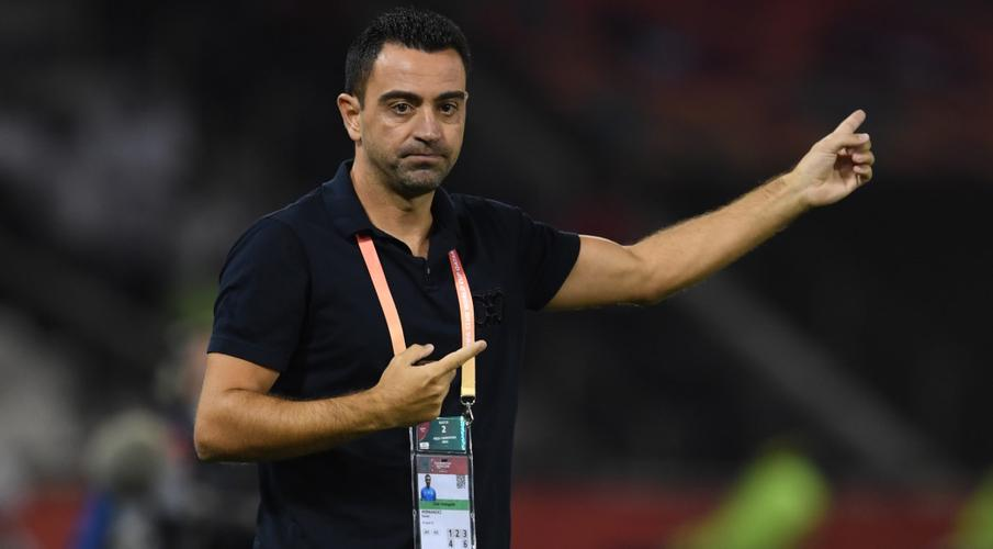Xavi says coaching Barca remains his 'primary goal'