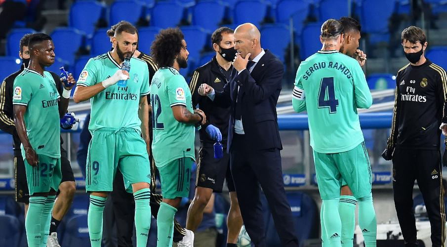 Zidane warns Real 'we have won nothing yet'