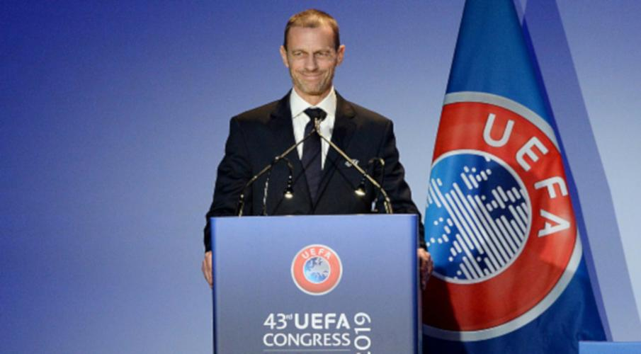 No repeat of 'Final Eight' in future - Uefa chief