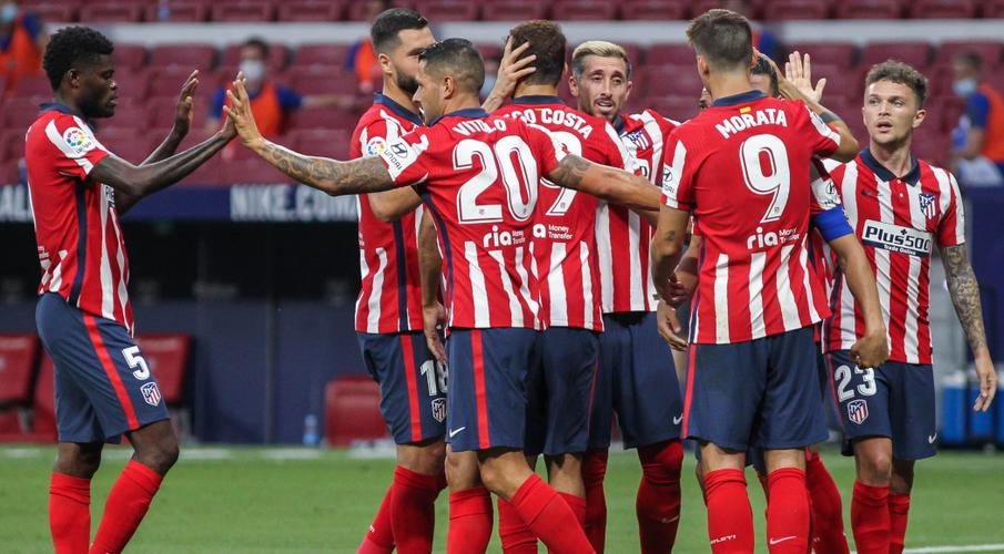 Relief for Atletico as negative tests give green light for Leipzig quarterfinal