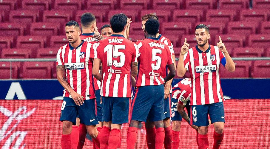 Atletico report two positive coronavirus tests