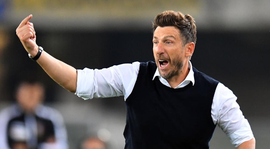 Cagliari appoint Di Francesco as boss