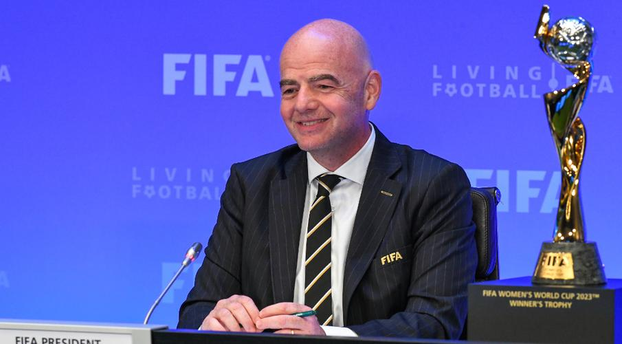 Infantino staying on as Fifa blasts Swiss probe