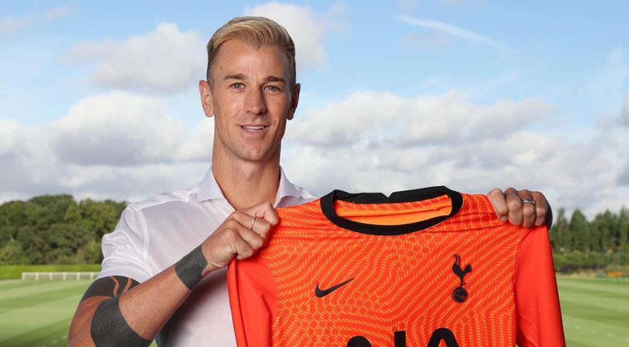 Former England 'keeper Hart joins Tottenham