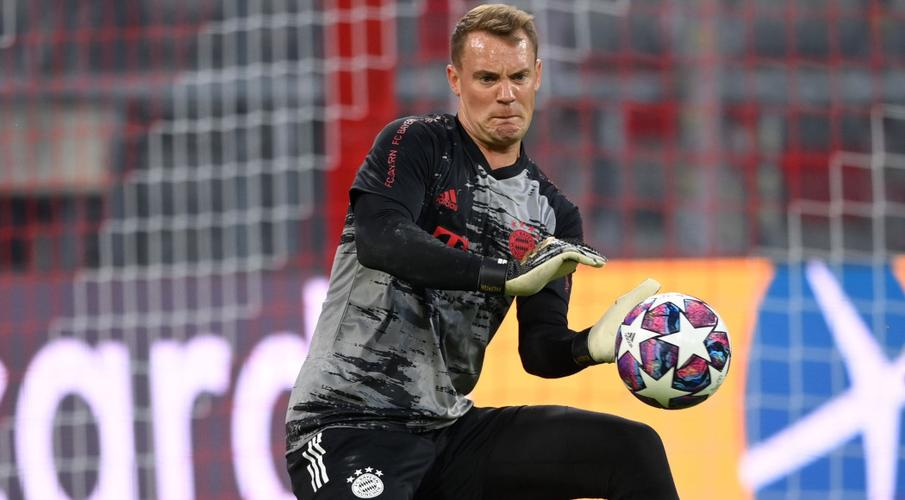'Like Ronaldo and Messi' - Ter Stegen and Neuer square off