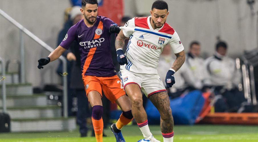 Big Match Feature: Man City v Lyon