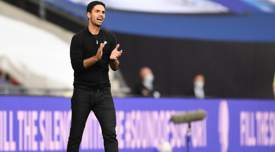 Arteta fears virus spike could damage Premier League season