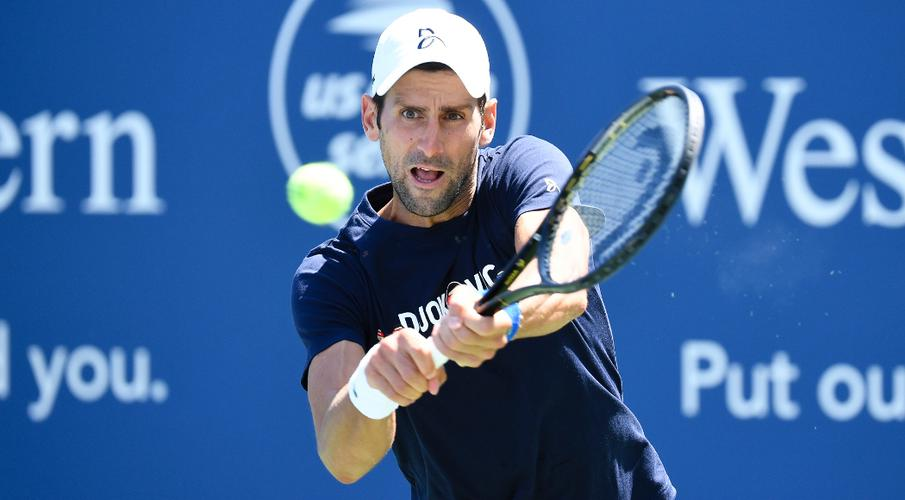 Djokovic irked by exclusion of duo from Cincinnati event | SuperSport