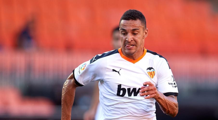 Leeds sign Spain forward Rodrigo for club record fee