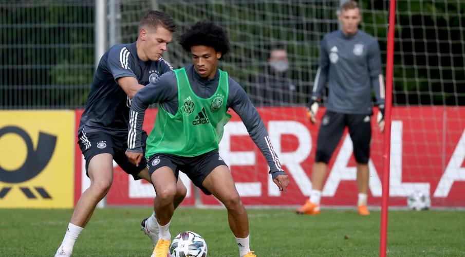 Spotlight On Sane Suele As Germany Battle Spain In Nations League Supersport