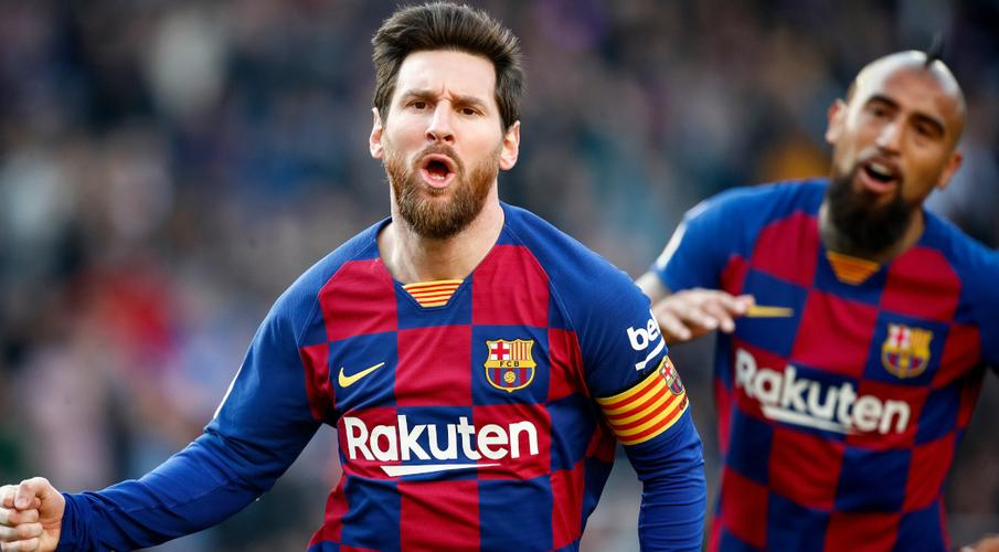 Barcelona salute Messi's decision to stay