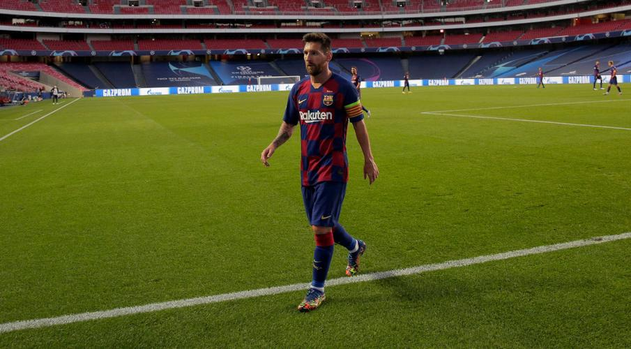 Messi criticism taken on board by Barca, says club vice-president