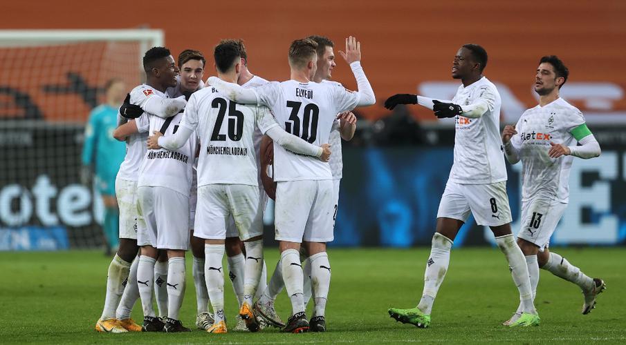Stellar Gladbach Stage Three Goal Comeback To Stun Bayern Supersport