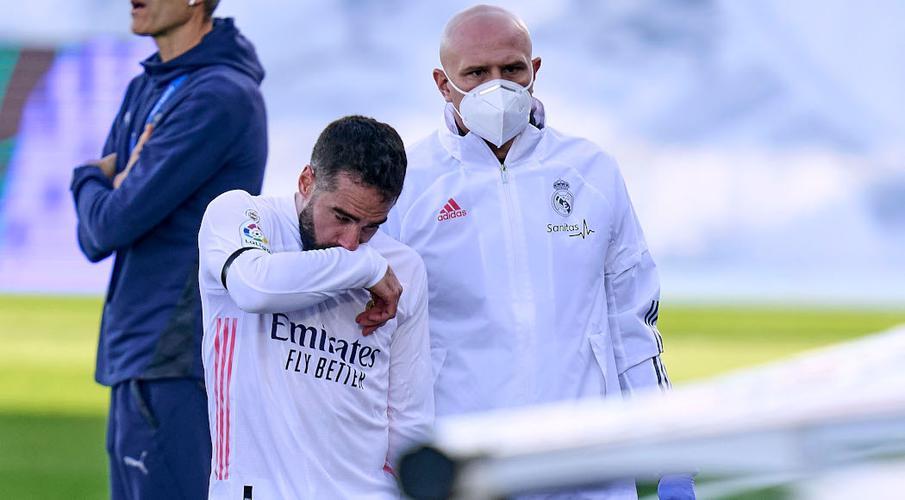 Carvajal Zidane