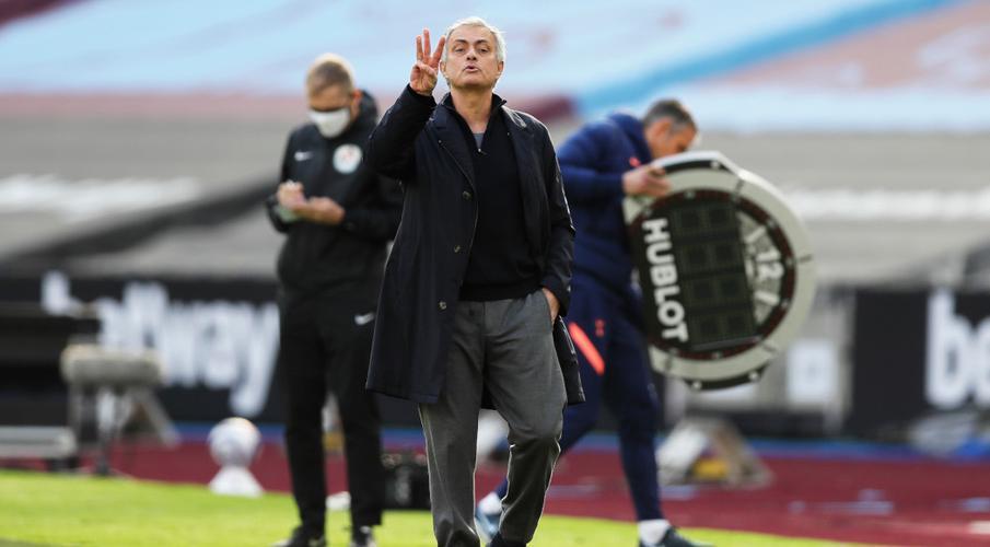 Mourinho cố gắng tìm câu trả lời cho sự sa sút của Spurs Jose-Mourinho-210221-Reacts-G-1050