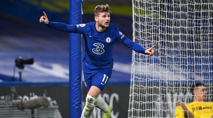 Werner finally finds the net as Chelsea beat Newcastle