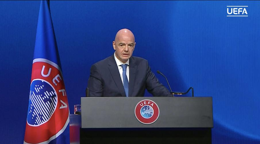 No doubt' that FIFA 'disapproves' of Super League - Infantino   SuperSport