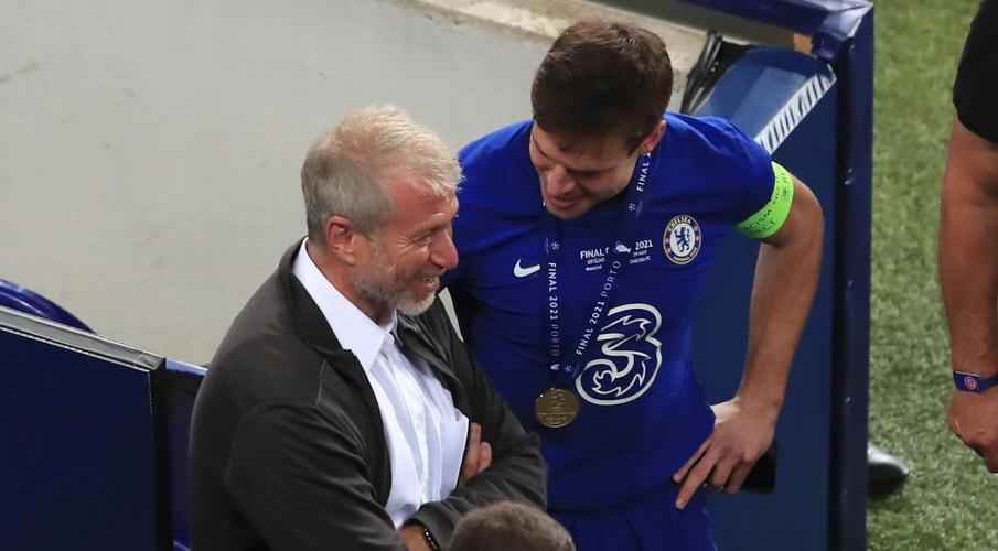 Abramovich rewarded with Champions League title