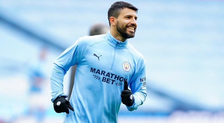 Pep warns Aguero over Champions League final berth