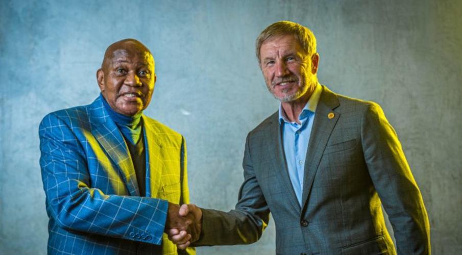 Baxter confirmed as new Kaizer Chiefs coach