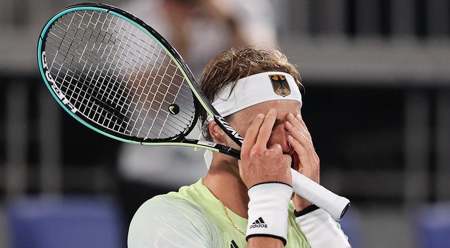 Zverev ends Djokovic's Golden Slam bid with comeback win at Olympics