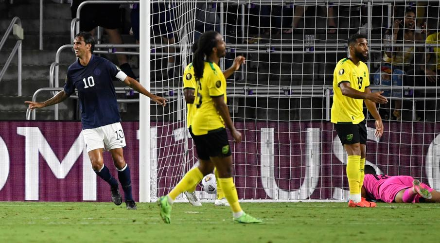 Costa Rica edge Jamaica to assert Group C at Gold Cup