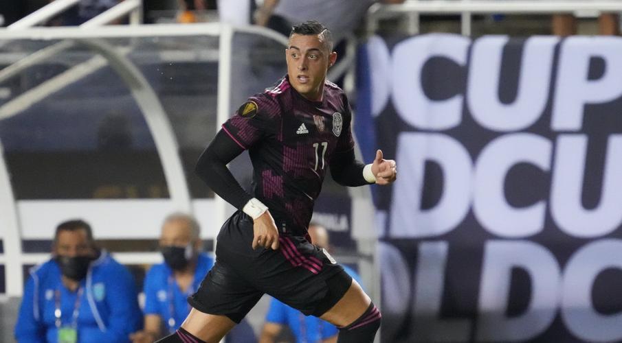 Funes Mori brace fuels Mexico in Gold Cup win over Guatemala, El Salvador advance