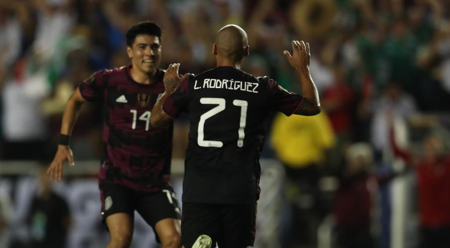 Mexico's win over El Salvador wraps up Group A