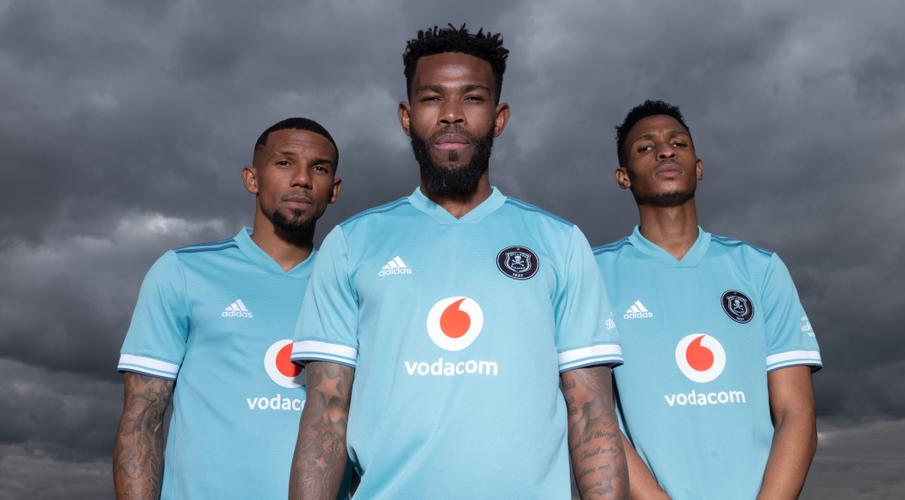Something Old Something New As Pirates Unveil 2021 22 Kit Supersport Africa S Source Of Sports Video Fixtures Results And News