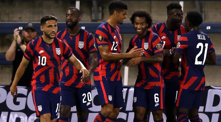 USA hit Martinique for six in Concacaf Gold Cup