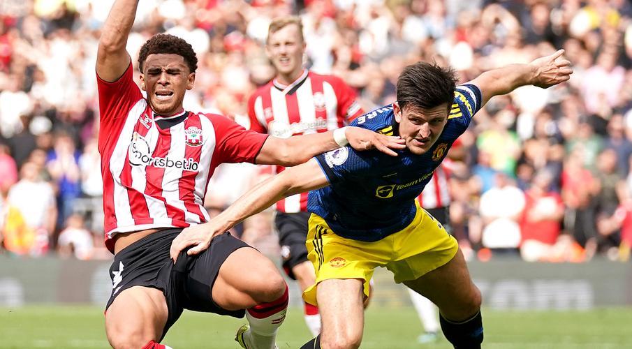 Sloppy United held to drew at impressive Southampton
