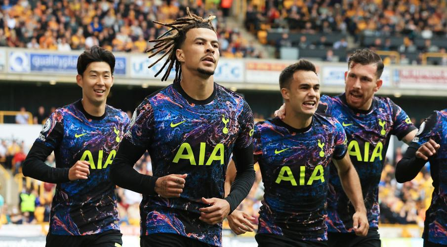 Kane makes first appearance as Alli earns Spurs win at Wolves