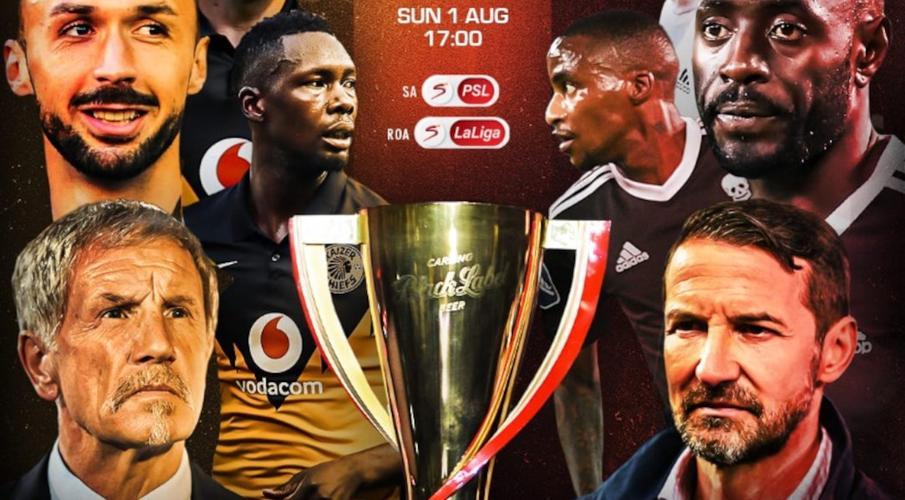 Soweto Derby Live Blog - Join Us!