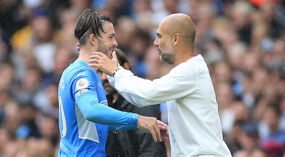 Guardiola wants Grealish to develop goalscorer's instinct