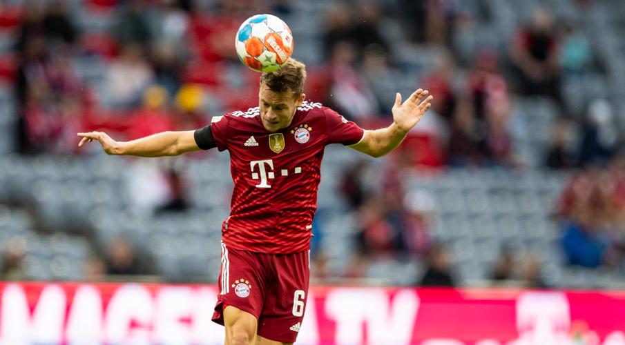 Bayern Munich has Extended Joshua Kimmich Contract to 2025