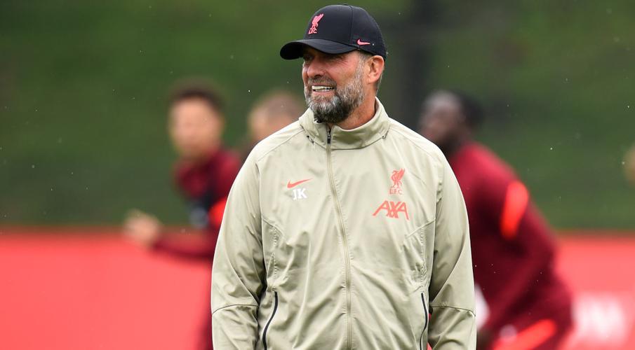 Klopp relishing prospect of return to full Anfield