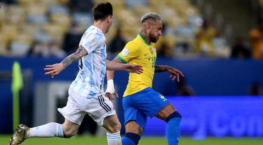 Neymar set for World Cup showdown with Messi
