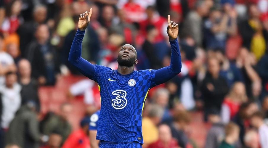 'The best one' - Chelsea's Lukaku relishes goal on Premier League return