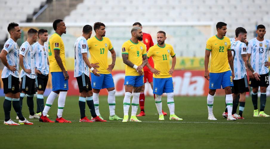 Fifa to analyze reports on Brazil v Argentina match