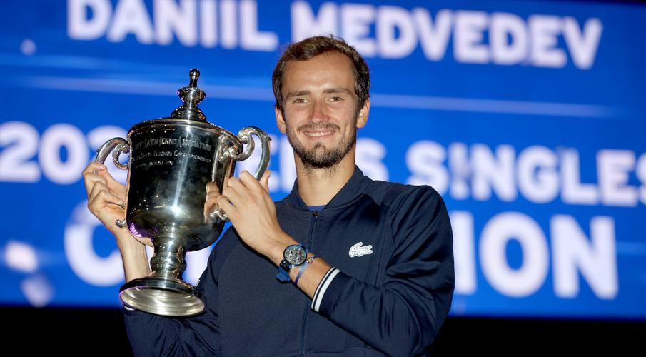 Medvedev delivers on biggest stage to win US Open