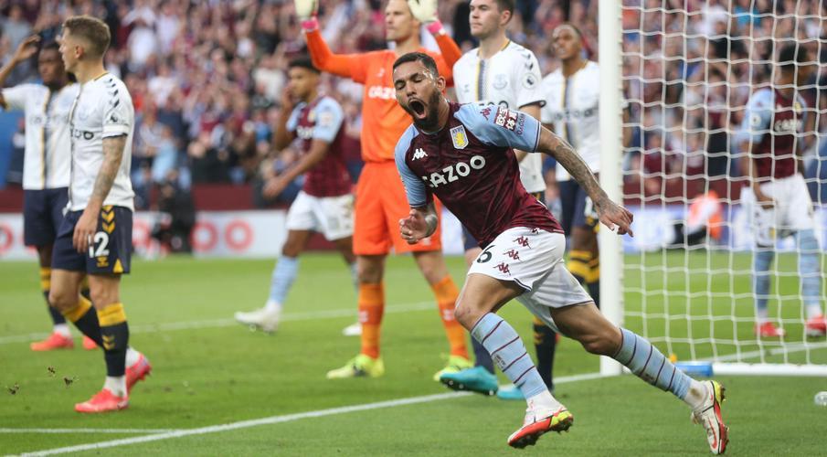 Villa end Everton's unbeaten start with win