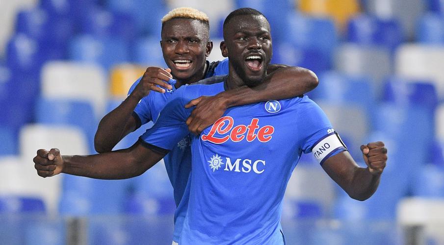 Koulibaly sinks struggling Juve to put Napoli top