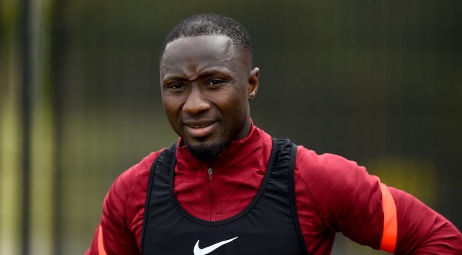 Liverpool's Keita 'safe and well' after coup strands him in Guinea