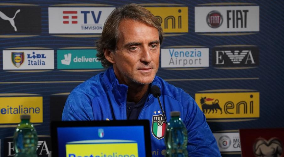 Immobile can fire Italy to World Cup glory - Mancini