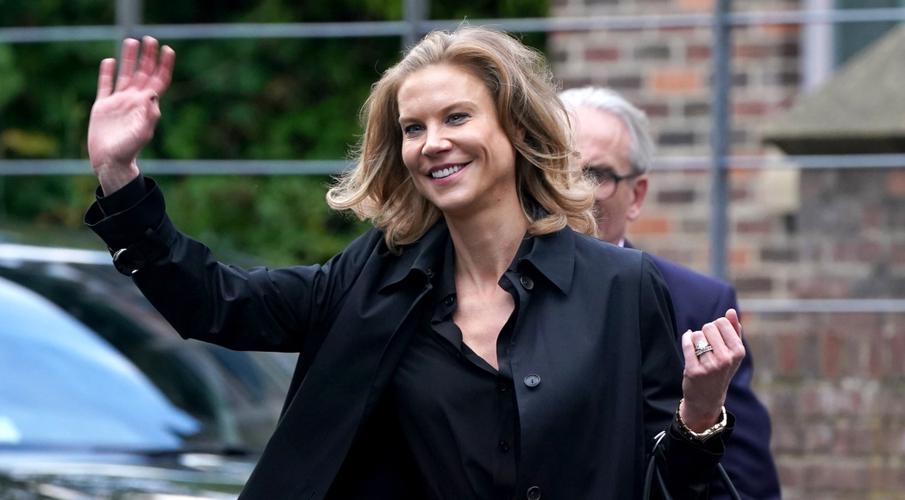 Amanda Staveley: Public face of Newcastle's Saudi takeover