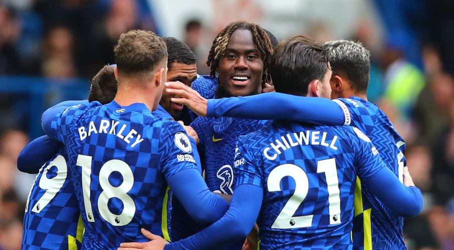 Chelsea hit Norwich for seven, Man City beat Brighton - SuperSport